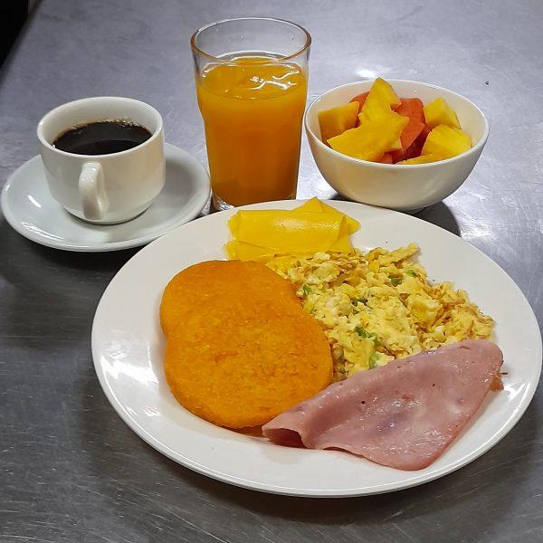 Desayuno Panameño 🇵🇦