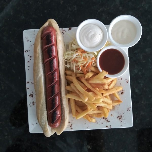 Hot Dog Terranova